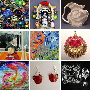 Montage of 9 Ora artist thumbnails
