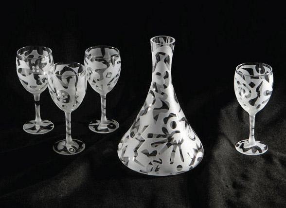 Judith Hankin goblets