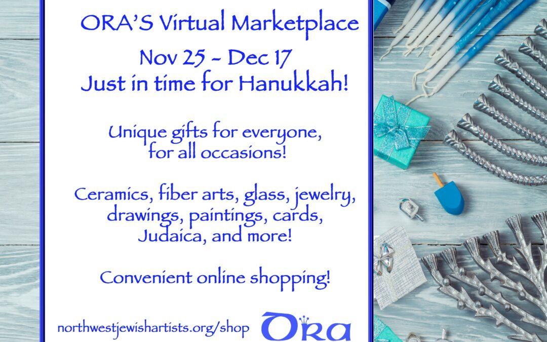 ORA's Virtual Marketplace
